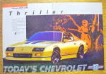 1985 Chevrolet With Camaro IROC Z28