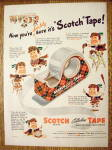 1945 Scotch Tape with 5 Little Scottish Men
