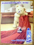 Click to view larger image of 2003 Snuggle with the Snuggle Bear & Iron (Image2)