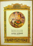Click to view larger image of 1926 Lucky Strike Cigarettes with Pack of Cigarettes (Image3)