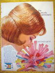 Click to view larger image of 1963 Toni Home Permanent w/ Woman Smelling Rollers (Image2)