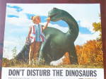 Click to view larger image of 1966 Utah with Don't Disturb The Dinosaurs (Image3)