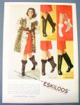 Click to view larger image of 1963 Eskiloos with a woman & 4 Different Styles (Image2)