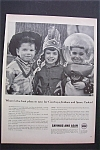 Click here to enlarge image and see more about item 1804: Vintage Ad: 1955 Savings and  Loan  Foundation
