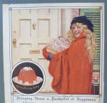 Click to view larger image of 1923 Jell-O w/ Girl Holding A Basketful Of Jello Boxes (Image3)