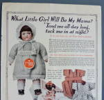 Click to view larger image of 1926 Needlecraft Magazine with Little Girl's Doll (Image3)