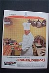 Click here to enlarge image and see more about item 1818: 1955  Howard Johnson's Restaurants