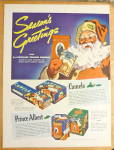 Click to view larger image of 1936 Camel Cigarettes with Santa Claus  (Image1)