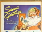 Click to view larger image of 1936 Camel Cigarettes with Santa Claus  (Image4)