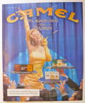 Click to view larger image of 2003 Camel Cigarettes w/Lovely Woman Holding Cigarette (Image1)
