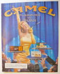 Click to view larger image of 2003 Camel Cigarettes w/Lovely Woman Holding Cigarette (Image2)