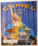 Click to view larger image of 2003 Camel Cigarettes w/Lovely Woman Holding Cigarette (Image3)