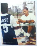 Click to view larger image of 2001 Reebok Blacktop with Jalen Rose  (Image1)