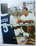 Click to view larger image of 2001 Reebok Blacktop with Jalen Rose  (Image2)