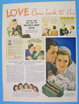 Click to view larger image of 1937 Palmolive Soap with Bride & Groom (Image1)
