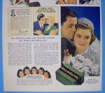 Click to view larger image of 1937 Palmolive Soap with Bride & Groom (Image2)