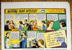 Click to view larger image of 1936 Ivory Soap w/ Cartoon Called Missing Ring Mystery (Image2)