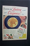 1940 Kellogg's Rice Krispies with Snap, Crackle & Pop