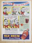 Click to view larger image of 1938 Old Drum Whiskey with Hot Toddy & Manhattan (Image2)