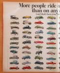 Click to view larger image of 1970 Goodyear Tires with Variety of Different Cars (Image2)