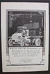 1916 Dual Ad: White  Trucks & Gruen Watches