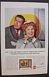 Vintage Ad: 1964 RCA Television with Shirley Booth