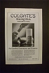 1924  Colgate's  Shaving  Stick