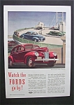 1940  Ford  Cars