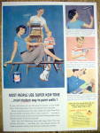 Click to view larger image of 1959 Super Kem-Tone Paints w/Family Standing (Image1)