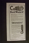 Click to view larger image of 1918 Dual Ad: Minneapolis Heat Regulator & Sealy (Image1)