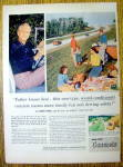 Vintage Ad: 1958 New-Type Concrete with Robert Young