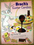1959 Brach's Easter Candy with Bugs Bunny