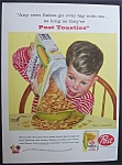 Vintage Ad: 1958 Post Corn Flakes By Dick Sargent