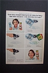 1965  Comet  Cleanser with Josephine the Lady Plumber