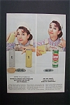 1963  Comet Cleanser with Josephine the Lady Plumber