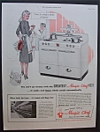 1949  Magic  Chef  Range