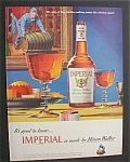 1948 Dual Ad: Imperial  Whiskey  &  Coffee  Ad