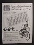 1949  Columbia   Bicycles