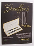 Click here to enlarge image and see more about item 2453: 1951  Sheaffer's  TM   Pens