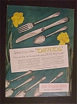 Click here to enlarge image and see more about item 2479: 1951  1847  Rogers  Bros  Daffodil
