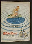 1951 White Rock Ginger Ale & Sparkling Water