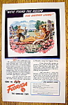 Vintage Ad: 1948 Come To Florida