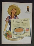 1951  Campbell's  Vegetable   Soup