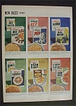 Click to view larger image of Vintage Ad: 1952 Kellogg's Cereal (2 Page Ad) (Image1)