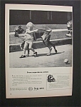 Click here to enlarge image and see more about item 2764: Vintage Ad: 1952  Squibb