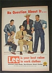 1952  Lee  Work  Clothes  with  Casey  Tibbs