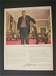 Click here to enlarge image and see more about item 2795: Vintage Ad: 1952 John Hancock Ins. & REO Motors