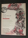 1952  Movie  Ad  for  Ivanhoe