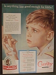 1952  Curity   Adhesive  Tape