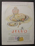 Click to view larger image of Vintage Ad : 1926 Jell-O & Sun Maid Raisins (Image1)